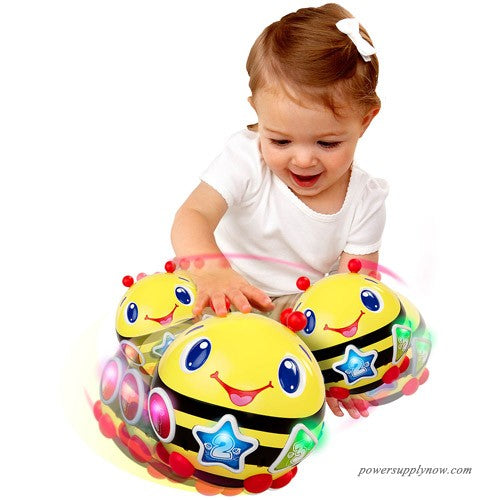 Engatinhe Roll & Chase Bumble Bee