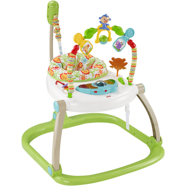 Jumperoo Floresta Animada
