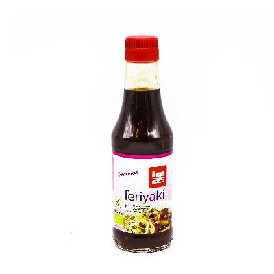 Sauce Teriyaki 250ml Lima