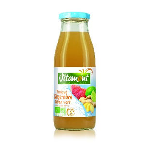 Jus Tonique Gingembre 50 Cl Vitamont