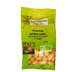 Pistaches Salees 125g  Direct Producteurs