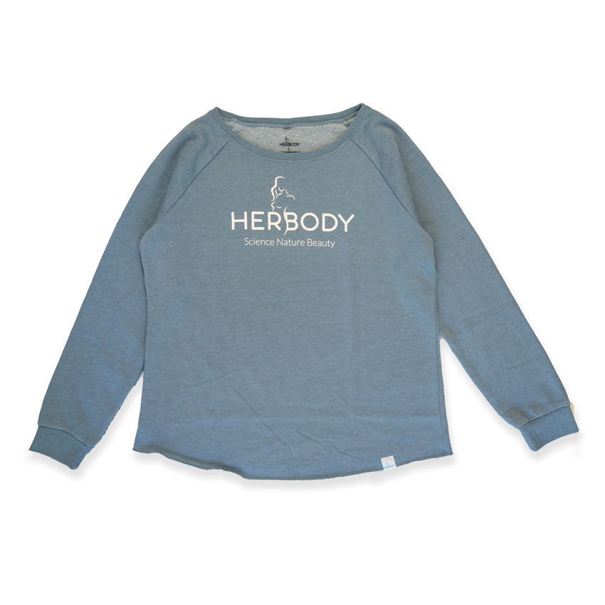 Misty Blue Sweatshirt