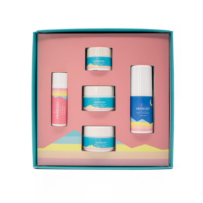 HERBODY™ Skincare Sample Pack