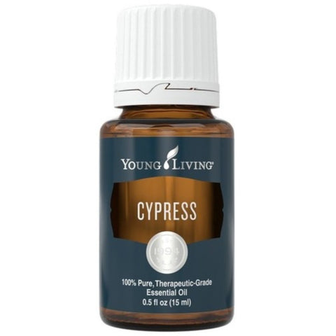 Young Living Cypress 15mL Essential Oil
