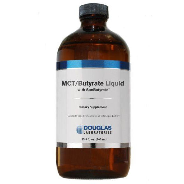 MCT/Butyrate with SunButyrate (15.6oz)