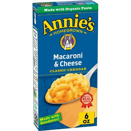 Annies Mac N Cheese Classic