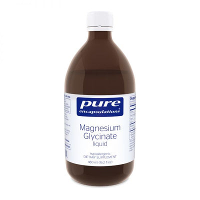 Magnesium Glycinate liquid (480ml)