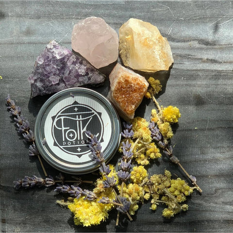 Folk Potions Goodbye Fungi Salve