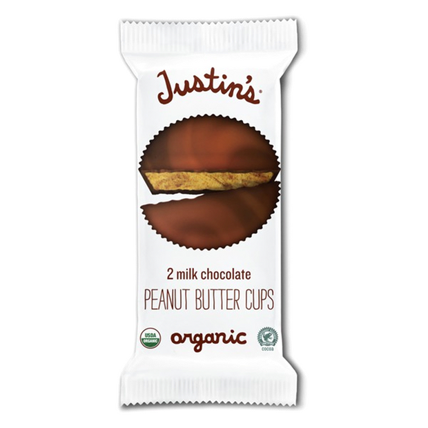 Justin's Milk Chocolate Peanut Butter Cup