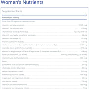 Women's Nutrients