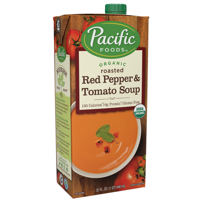 Pacific Red Pepper & Tomato Soup