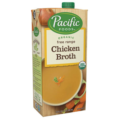 Pacific Chicken Stock