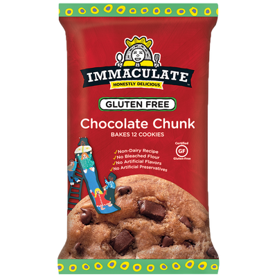 Immaculate Bakery GF Chocolate Chip Cookies