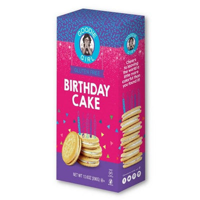 Goodie Girl Birthday Cake Cookies