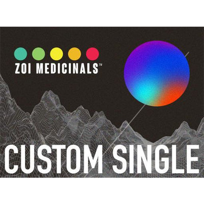 Custom Single Herbal Tincture