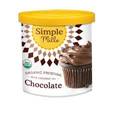 Simple Mills Chocolate Frosting