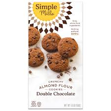 Simple Mills Double Chocolate Cookies