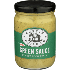 Austin Chile Co Green Sauce