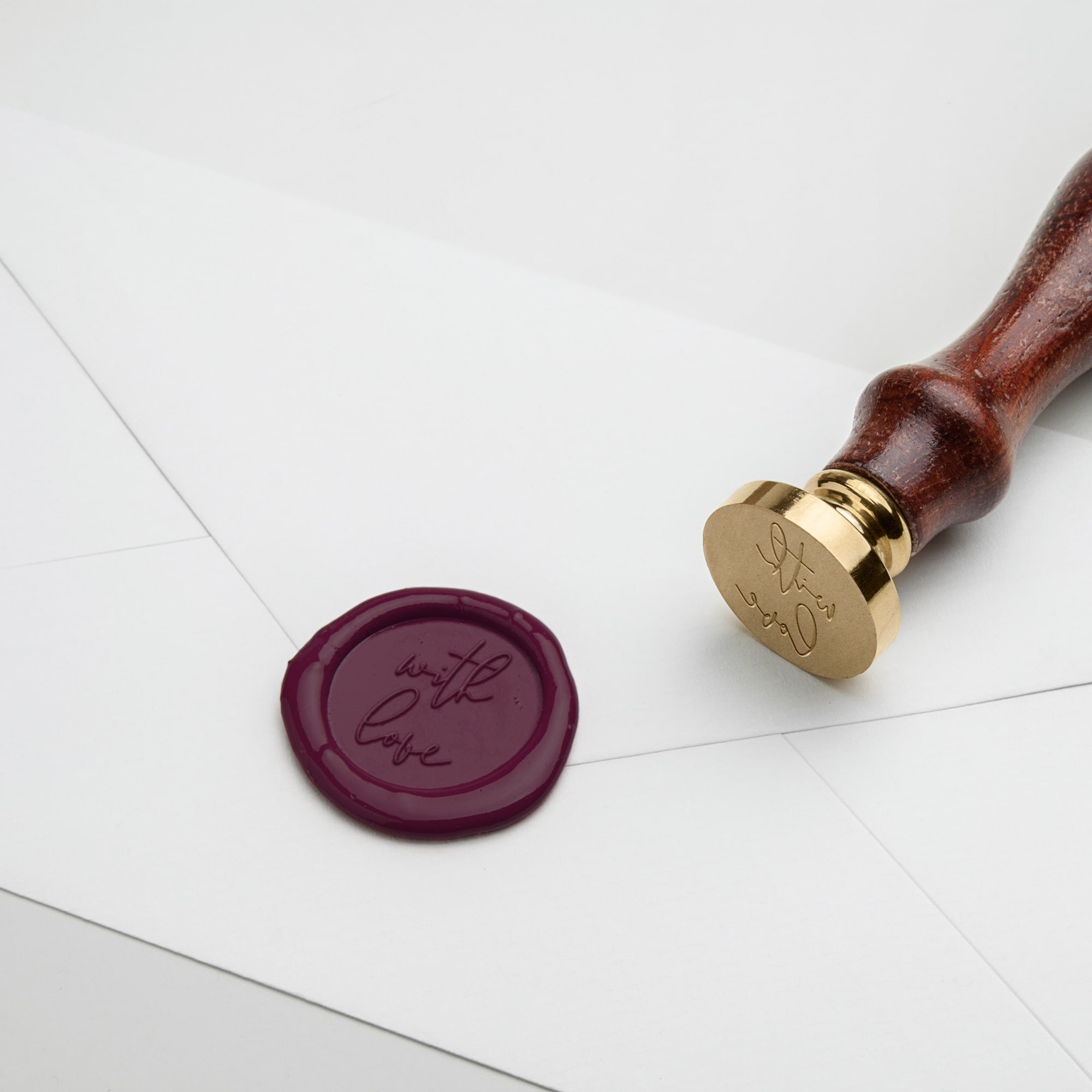 Forever Loved Wax Seal Stamp