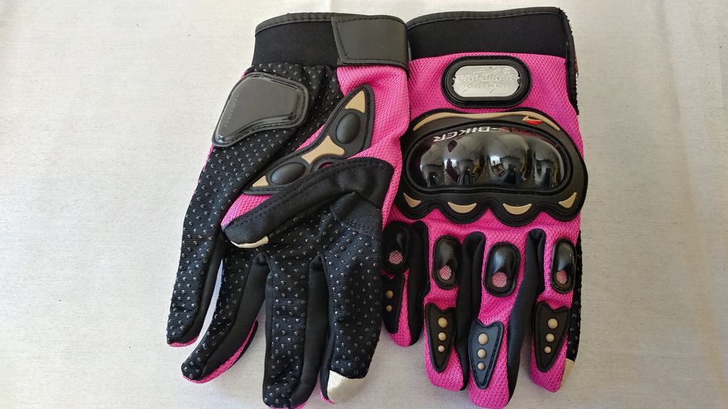 Ladies textile Gloves
