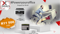 Power Your Office   X Deals