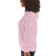 Load image into Gallery viewer, Pierre in Pink Unisex Hoodie