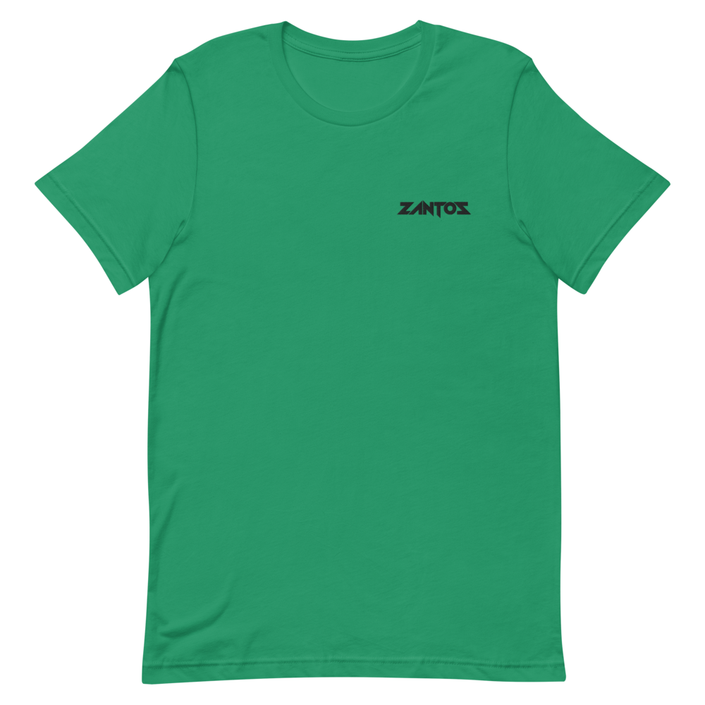 Camiseta Zantos Bordada