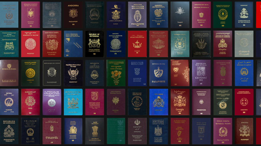 The Passport, a brief history