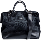 THE MEDICUS Doctor Bag, Obsidian