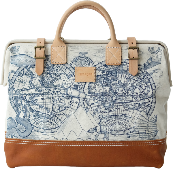 The MEDICUS Doctor Bag, Cognac Amaretto