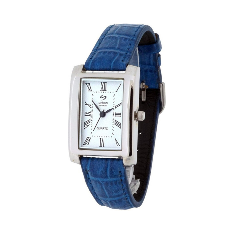 Fashion Dames leder horloge
