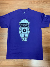 Load image into Gallery viewer, Flykonic Astronaut Tee in Blue