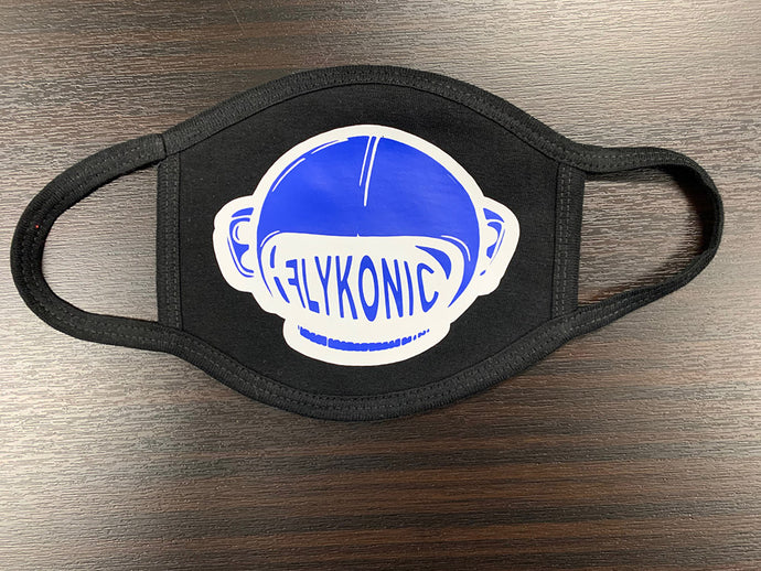 Flykonic Astronaut Mask in Blue