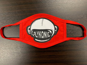 Flykonic Astronaut Mask Red