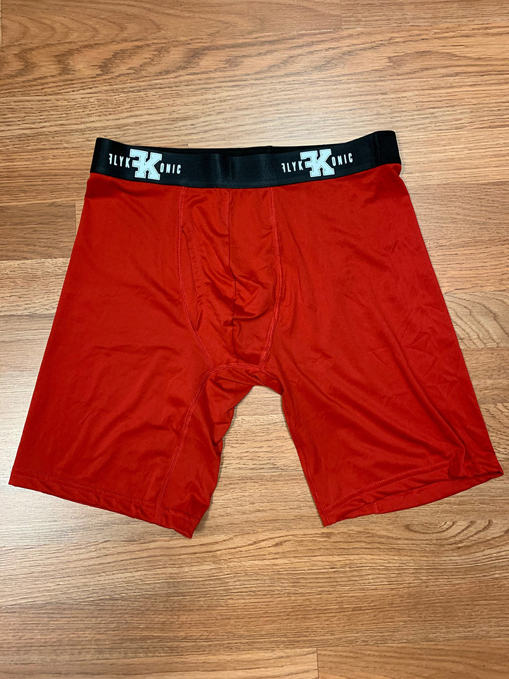 Flykonic Boxer Briefs in Red