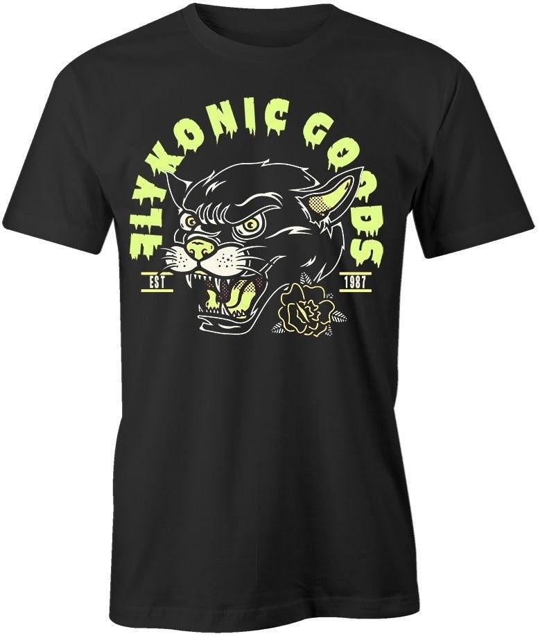 Flykonic Chinese Cat Goods Tee