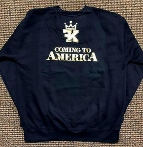 Flykonic Coming To America Sweater