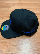Load image into Gallery viewer, Flykonic FK Blue Snapback
