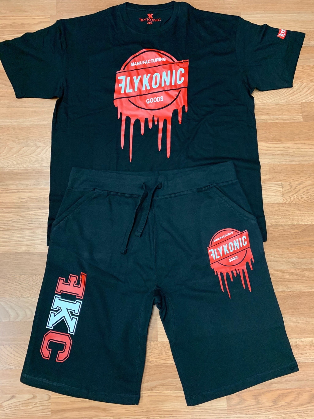 Flykonic Manufacturing Goods Outfit