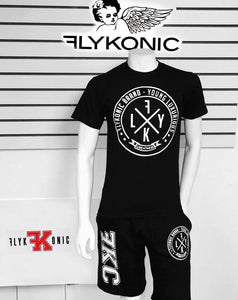 Flykonic Mens FLYK Short Set