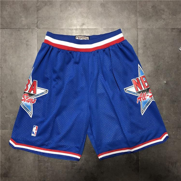 Flykonic NBA All-Stars Shorts - Blue