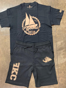 Flykonic Yacht Club Short Set