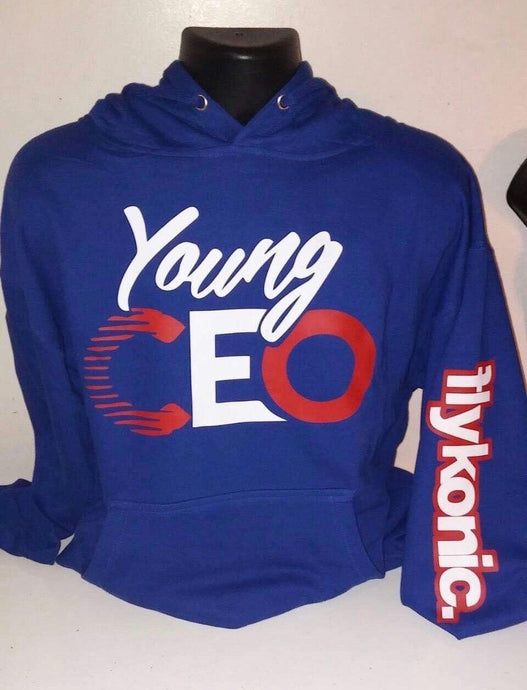 Flykonic Young CEO Hoodie