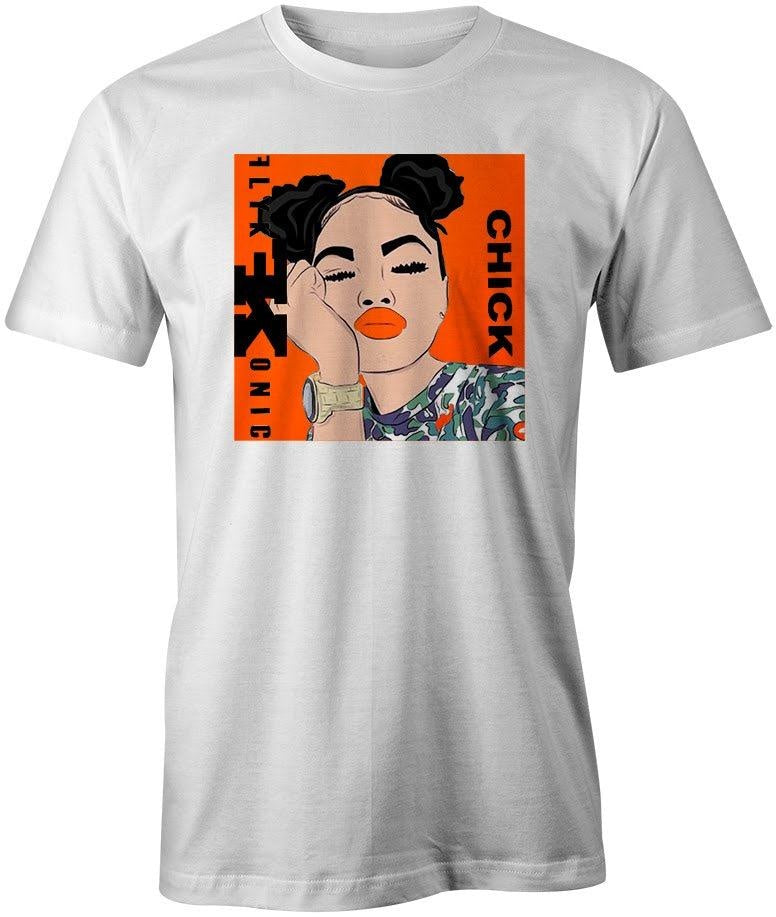 Flykonic Dope Chick Tee