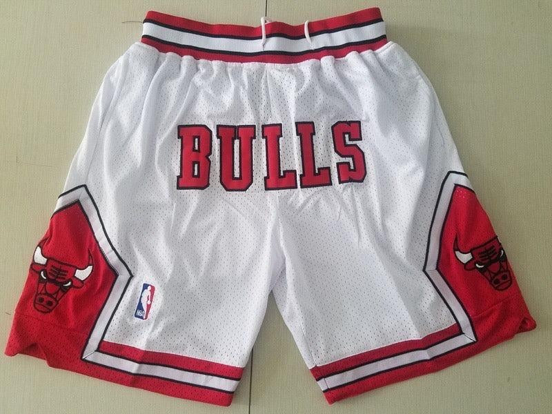 Just Don NBA Bulls Shorts