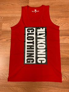 Flykonic Clothing Sign Tank Top
