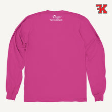 Load image into Gallery viewer, Flykonic crew neck sweater pink back