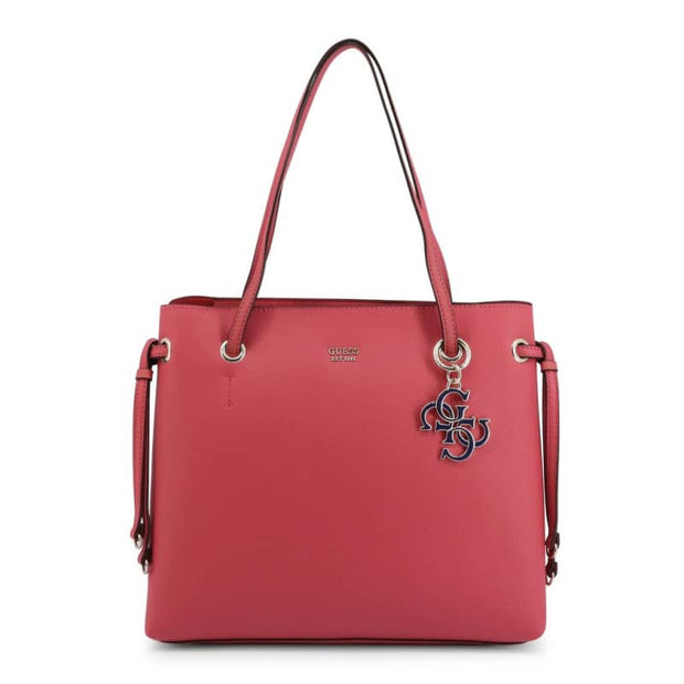 Borsa Shopping bag - Guess - Rosso cardinale / unica - Borse - Donna - Primavera-Estate - Promo