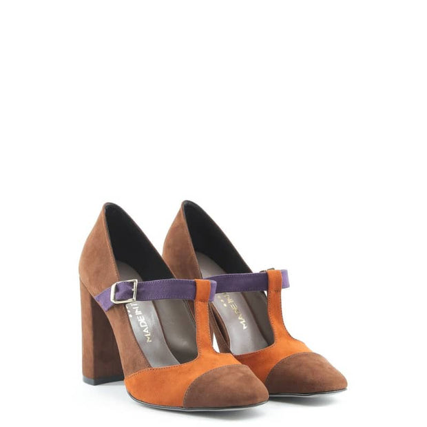 Made in Italia - Décolleté - Scarpe Autunno-Inverno - Donna - Marrone