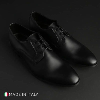 Made in Italia - FLORENT - Nero / EU 41 - Scarpe stringate Continuativi - Promo